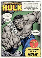 For Jack Kirby - UPDATED by Simon-Williams-Art