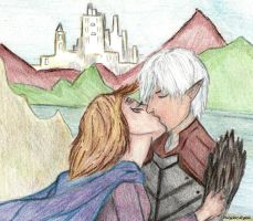 You're the one I need by Maryka-di-gold