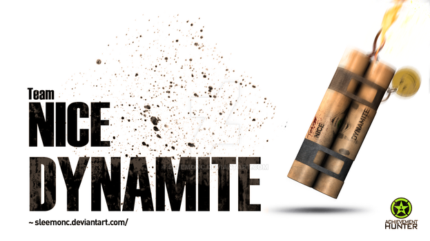 Team Nice Dynamite RT Wallpaper by Sleemonc