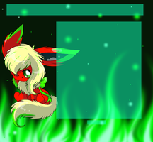 journal skin for Flare by snowflake95