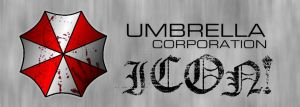 Umbrella Corporation Icons by trebory6