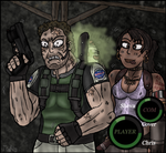 RE5: AI-parter In a Nutshell by TeaGigs