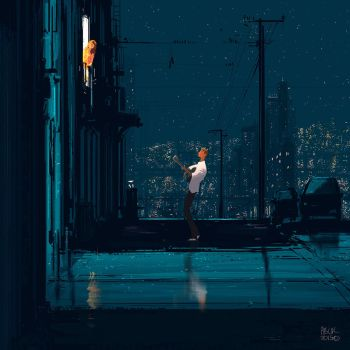 The old fashioned way. by PascalCampion