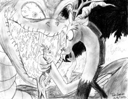 Discord: Little One You ARE THE GATES OF HELL by Wolfram-And-Hart