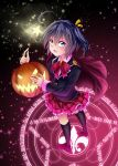 happy halloween with takanashi rikka by gin-1994