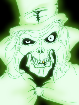 The Hatbox Ghost by Vorpox411