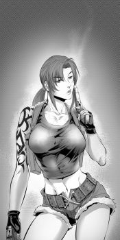 Revy by papaphinks