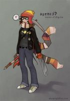 master of disguise by agent57