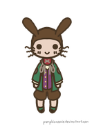 March Hare... again :D by PumpkinCoocie