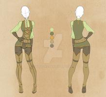 :: Commission Outfit July 14 :: by VioletKy