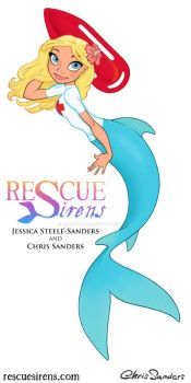 Rescue Siren Nim by alohalilo