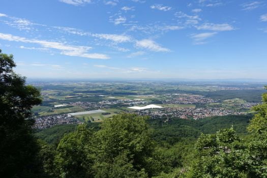 View from the Mountain Top by s8472