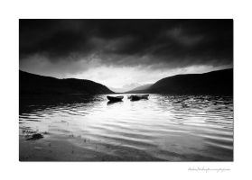 B and W - Part I by Stridsberg