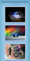 A Macro Water Drop Photography Tutorial by goRillA-iNK