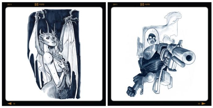 FOTO - SAMPLES PAGE 02 by EricCanete