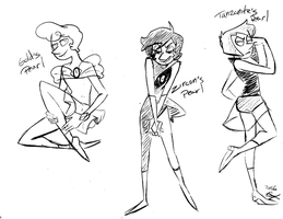 Pearls by DoodlesInMiddleverse