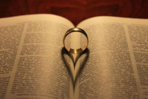 Wedding Ring In Bible by xElectricHigh