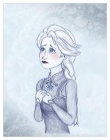 Elsa again by Loony-Lucy