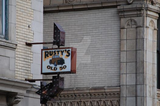 Rusty's Old 50 by muggle13
