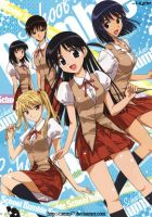 School Rumble by Catrin47