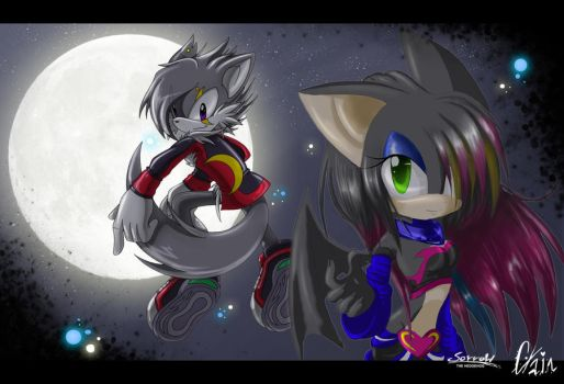 - Moon and Luna - by Chibi-Nuffie