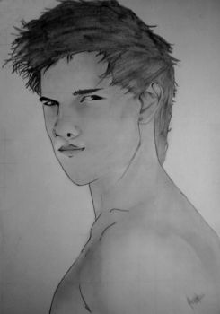 Taylor  Lautner by anoop4334
