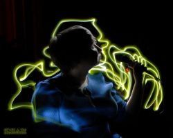 Painting with Light II by DisappearinEbony