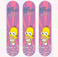 Mr. Sparkle Deck Series by one-relic