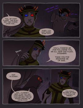 Homestuck Comic: Page 6 by conniiption