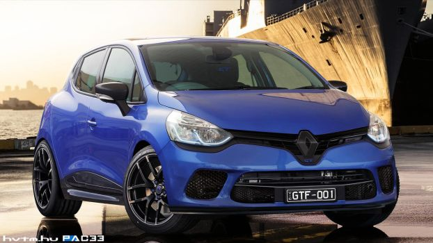 Renault Clio GT by pacee