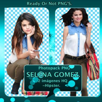 +Pack PNG Selena Gomez 002. by JimeRusher