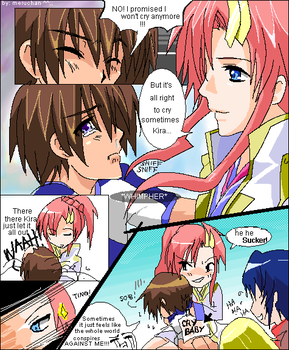 GS- Comics Entry by meru-chan