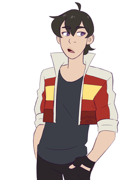 keith by summer-draws