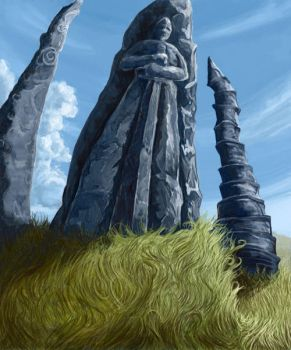 The Towers by shadowgirl