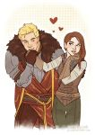 Cat and Cullen by greyallison