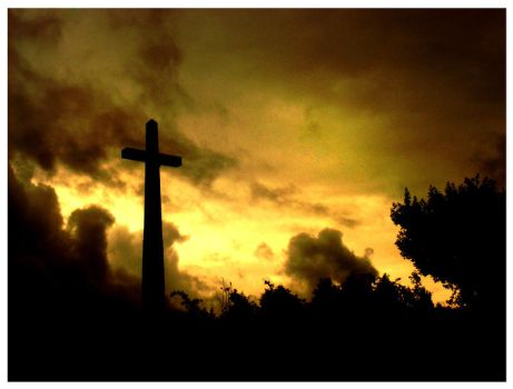 The cross by Paik666