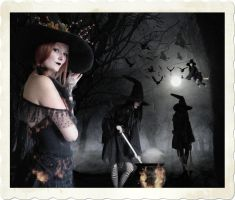 The Witching Hour by TheFantaSim