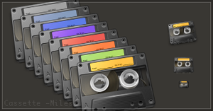 Cassettes by iTweek