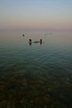 The Dead Sea by THEsimplePLEASURES