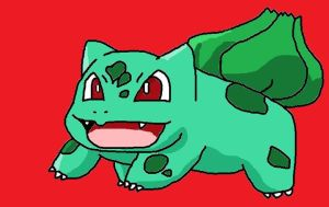 Bulbasaur by IWantAnEnderman