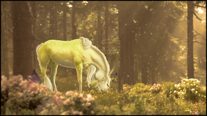 prince of summer by littlewillow-art