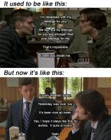 Supernatural-ish (You Know It's True) by JasonDriskill
