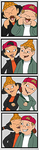 TJ and Spinelli by OzzyRingoBrucey