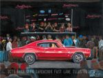 The Life Story Of A 1970 Chevy Chevelle (Part 41) by FastLaneIllustration