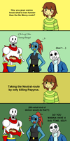 Undertale: The Ultimate Evil by Bouzu-Hiso