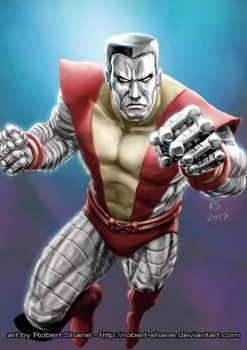 Colossus by Robert-Shane