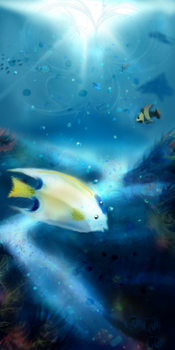 Under the Sea by Buschtrottel
