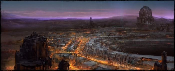 City Hole by ChrisCold