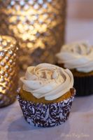 Autumn Cupcakes by Cailleanne