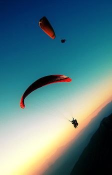 Paragliding 02 by sinademiral
